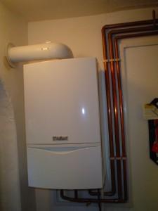 Vaillant ecoTEC plus 630 system boiler
