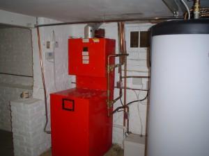 Kidd Boiler Model 2 Gas (now available in white!)