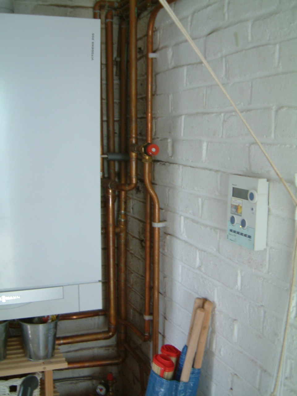 installation-123 - Hot Water and Central Heating