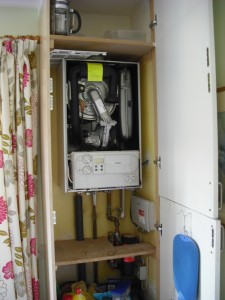 Vaillant ecoTEC installed in 2005 - as good as new