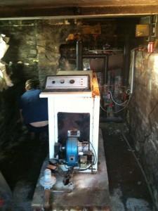 Old Buccaneer boiler