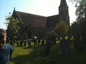 St John the Evangelist, Hildenborough