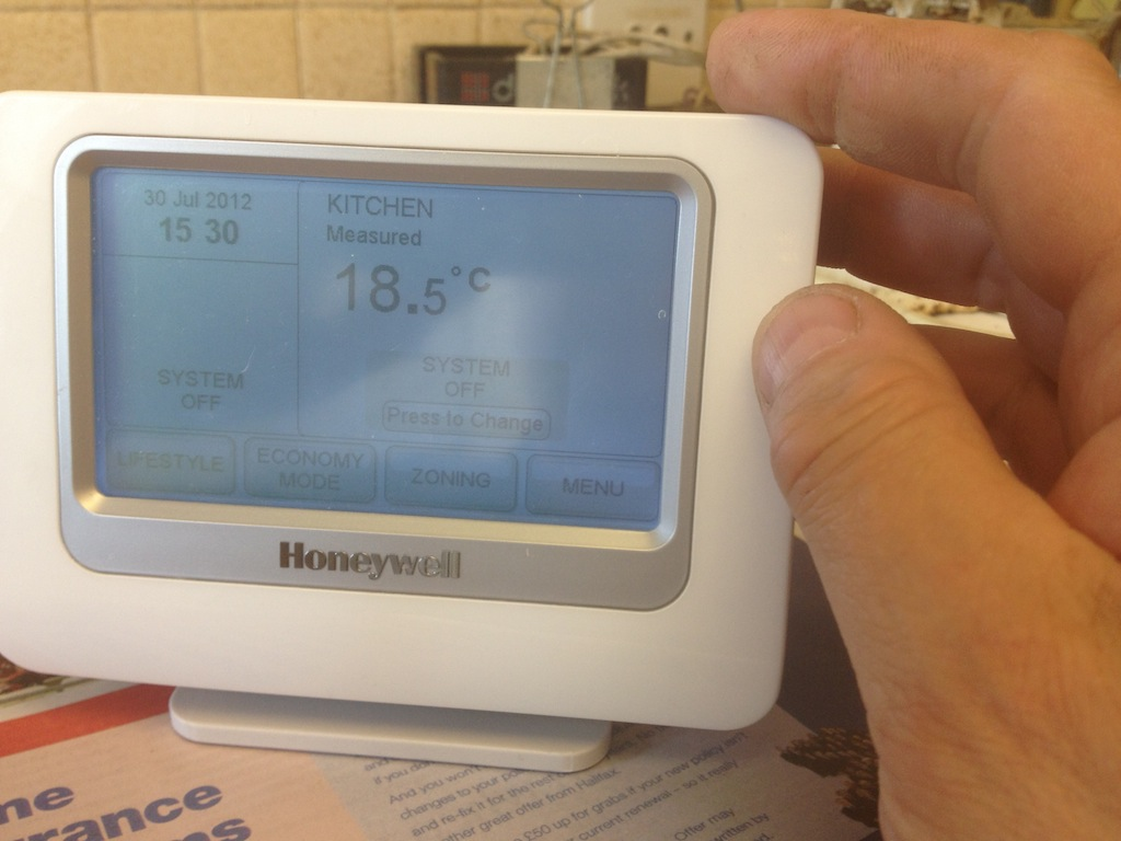 Viessmann Boiler upgrade and Honeywell EvoHome - Hot Water and ...