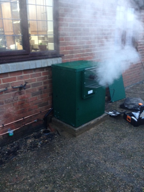 New Model Worcester Bosch Danesmoor External Hot Water