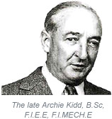 Archie Kidd, inventor of Kidd boilers
