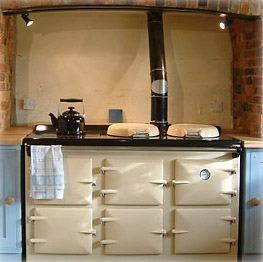 Heritage Cookers, Cornwall range