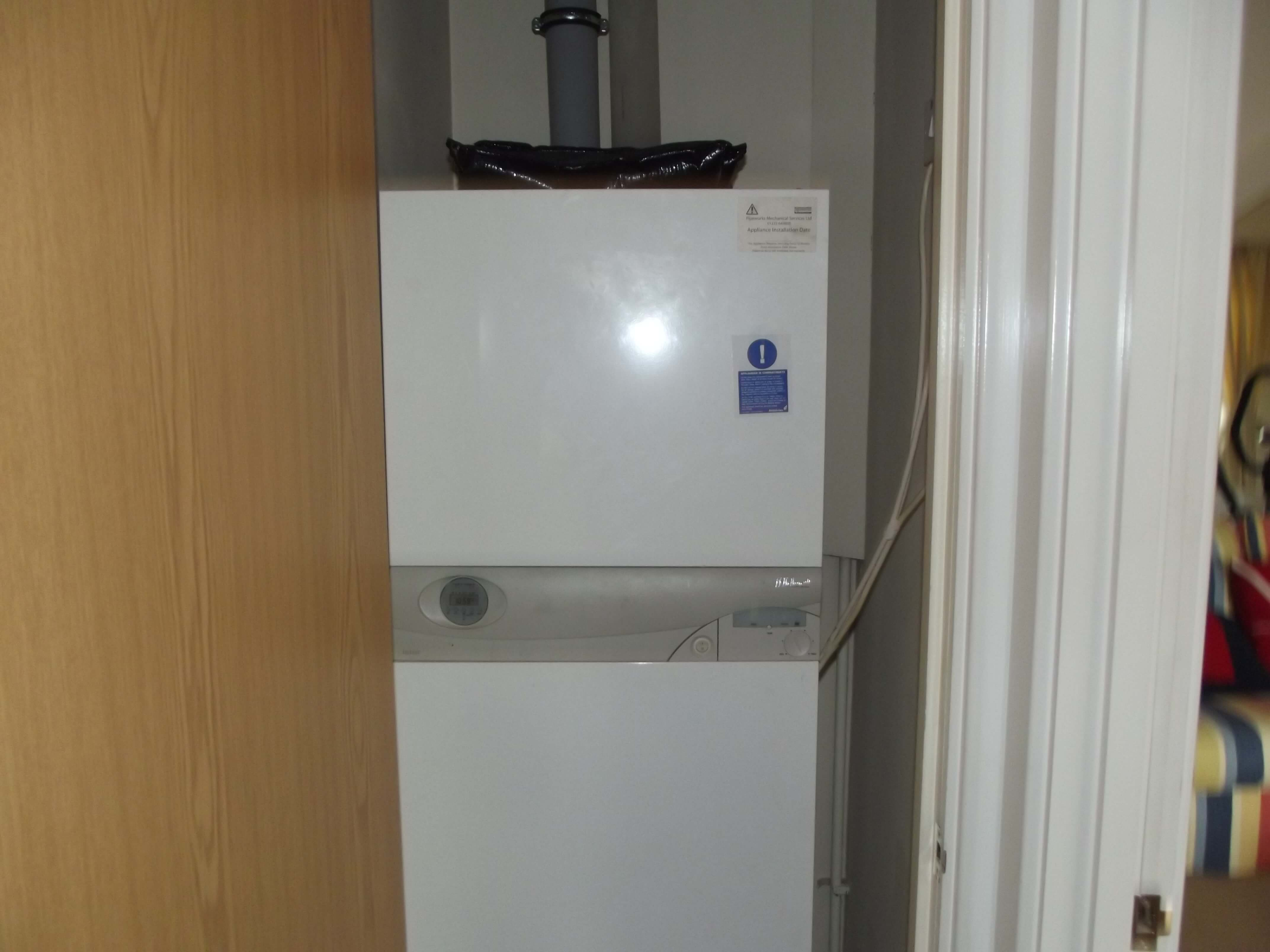 Ideal Istor finally gets the heave ho - Hot Water and Central Heating